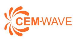 Cem-wave logo